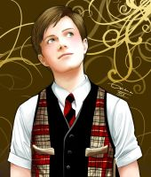 Kurt Hummel again by Romax25