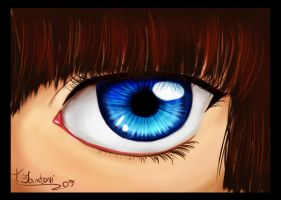 "Eye in ""Celtic's"" style by tfantoni"