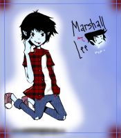 marshall lee fanart by iCookieChan