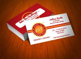 DTPT Logo and Business Card by aibrean
