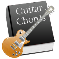 Book Icon- Guitar Chords by 0dd0ne