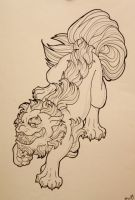 The Foo Dog by aanaa