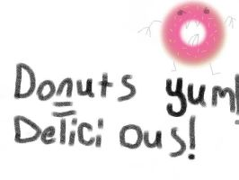 donuts rok by bears333