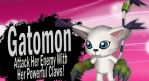 Vote Gatomon by fanficluver22