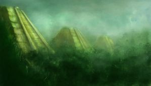 Jungle Ruins by ramhak