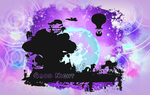 Good Night Wallpaper by MLArtSpecter