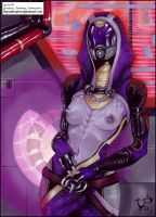 Tali - Pin-Up by vp1940-Erotic