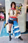 Yuna FFX-2 cosplay by ladylucienne