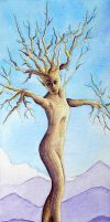 Dryad's Dance by IvieMoon