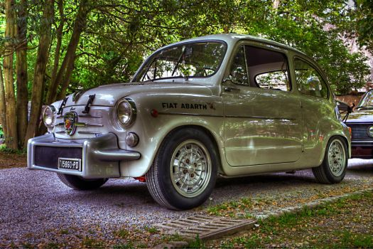 FIAT 600 by 19andrea87
