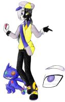 PKMN: Dimentio and Stardust by PuppyLuver