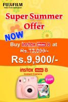 Instax 9000 Offer by Waqarfdi