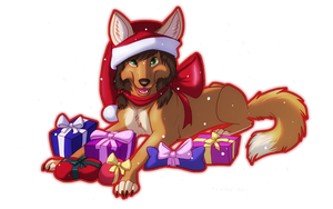 Secret Santa: SabrinaDeets by tigon