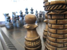 A Game of Chess by Kreskell