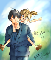 Barakamon by NataliaRia