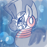 Mythic Zecora by Sunfur