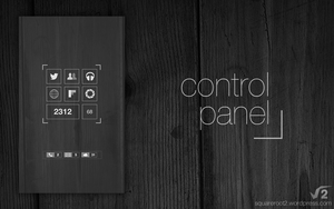 Control Panel by justanormalman