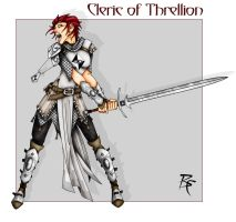 Cleric of Threllion by grandanvil
