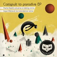 Catapult to paradise EP by Vladm