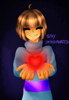 Stay Determinated by Martulinaa