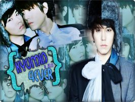 KYUMIN 4EVER BY ALE.M by DDLoveEditions