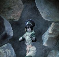 Toph, Rocks by TophWei