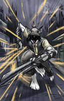 Commission- Lamolith by Barrin84