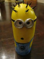 minion egg 2 by toastles