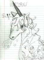 Unicorn!!! by WeabooAwesomeness