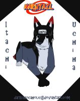 NCTS - Itachi by DarkChocaholic