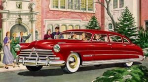 age of chrome and fins : 1950 Hudson by Peterhoff3