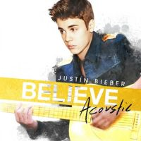 Believe Acoustic- Justin Bieber by MoustachoEditions