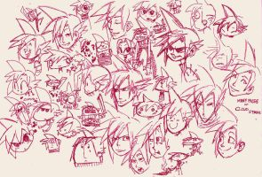 Many Faces of Cloud by jingster