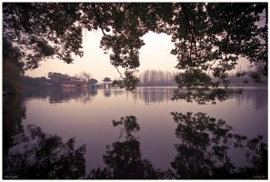 West Lake by geckokid