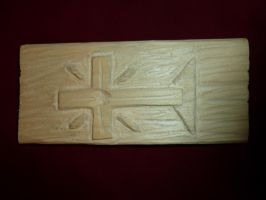 Cross carving by Ben3418