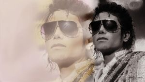 The Real King Of Pop 1984 by AdemDesign