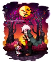 SuperDanganRonpa2 - HAPPY HALLOWEEN by out69