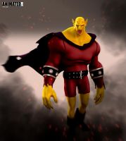 Animated Style Etrigan by 6and6