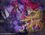 Tentomon Tri: Surge by bsmit93
