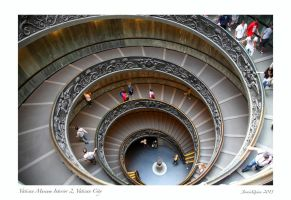 Vatican Museum Interior 2 by JQ444