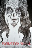 Day Of The Dead by RavensSoulDesigns