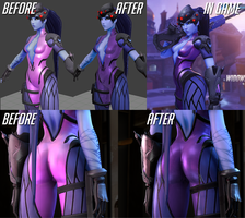 Widowmaker - big vmt and textures fixes by MrShlapa