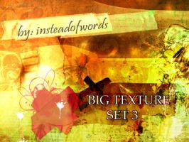 Big Texture Set 3 by insteadofwords