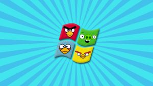 Angry Birds Windows Wallpaper by TomEFC98