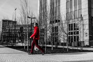 Red Men's Clothes by RaeymaekersP