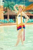 Swimsuit: Eternal Sailor Moon by Malindachan