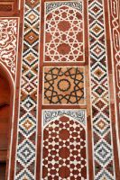 Sikandra Mosque detail 4 by wildplaces