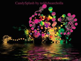 CandySplash by teddybearcholla