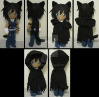 Lamento - Asato plush by aSourLemon