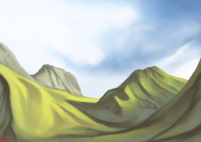 Some Mountains by ParSujera